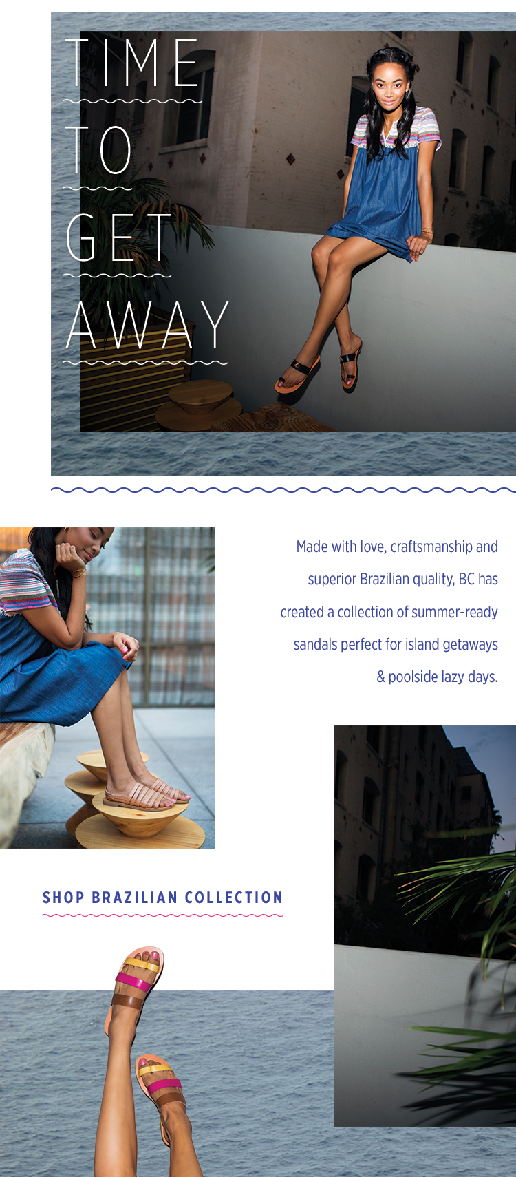 BC FOOTWEAR WEBSITE/EMAILS
