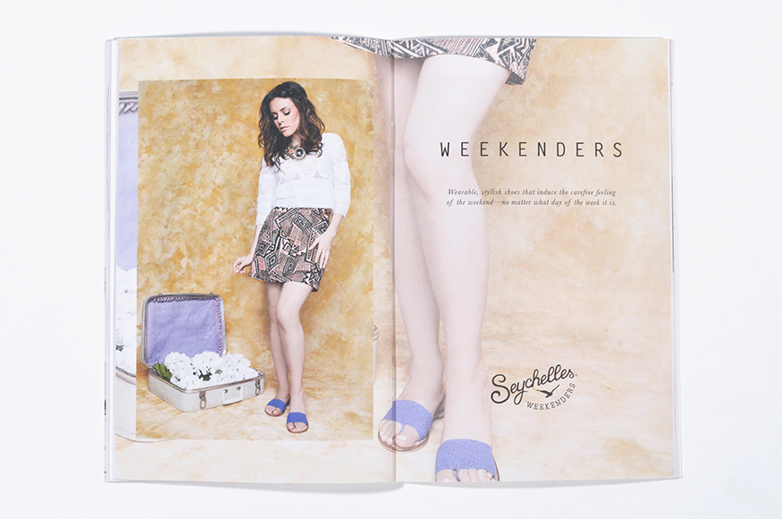 SEYCHELLES SPRING 2015 LOOKBOOK