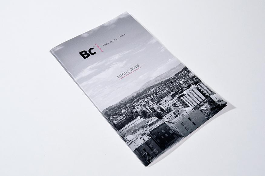 BC SPRING 2016 LOOKBOOK