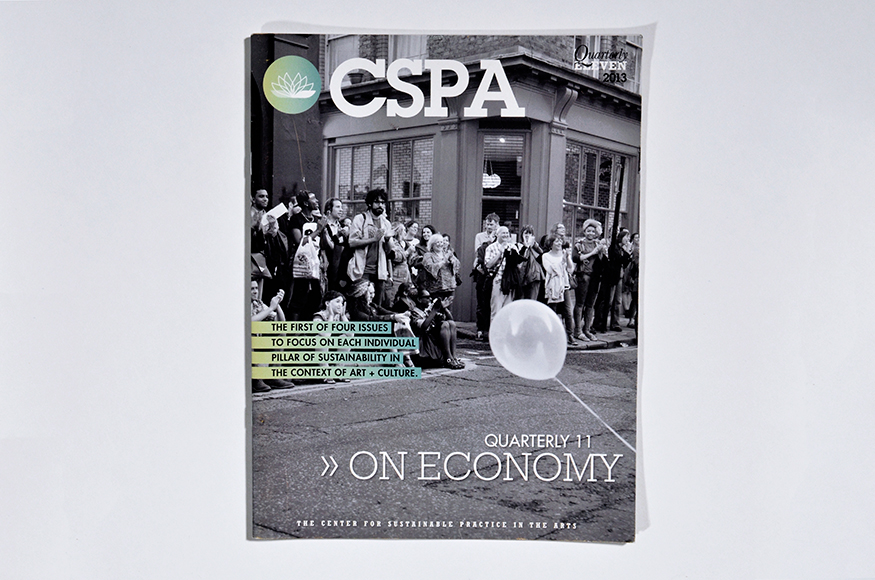 CSPA QUARTERLY, ISSUE ELEVEN