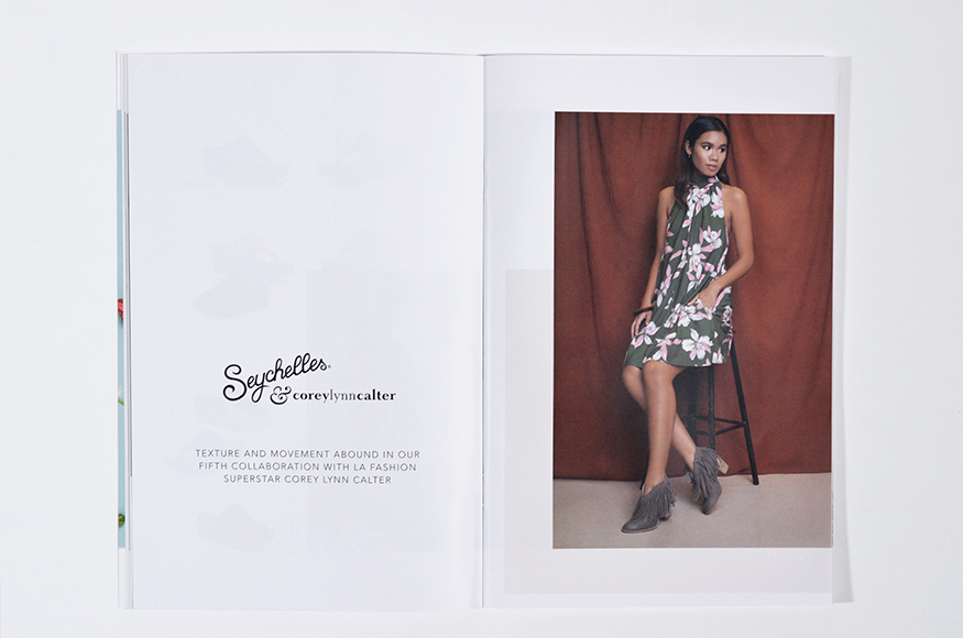 SEYCHELLES SPRING 2016 LOOKBOOK