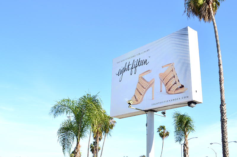SPRING 2016 BILLBOARDS