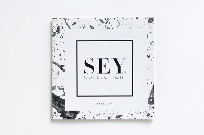 SEY COLLECTION FALL 2016 LOOKBOOK